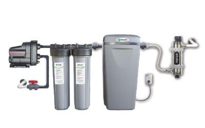 Lợi ích của hệ thống lọc nước đầu nguồn