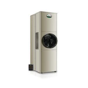Máy nước nóng bơm nhiệt tích hợp AO Smith CAHP-1.5HP 300L 6KW điện trở