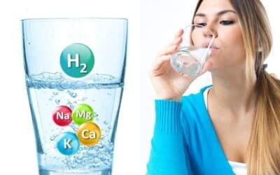 Nước kiềm: Lợi ích và rủi ro