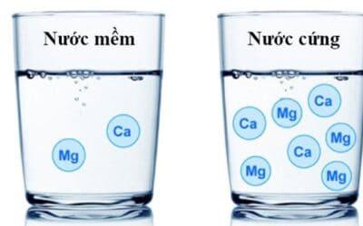 Nước cứng và nước mềm: Nước nào lành mạnh hơn?